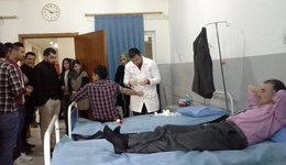 College of Basic Education - Amadi, carried out a blood donation campaign