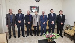 Visit by the University of Mosul