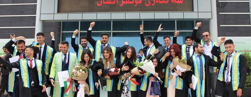 Graduation Ceremony for College of Spatial Planning & Applied Science