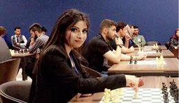 Kurdistan Chess tournament