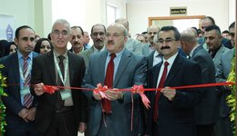 Opening of two new scientific labs
