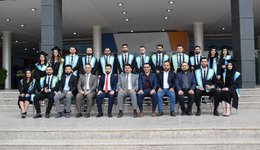 Graduation Ceremony for the 4th Batch of the Department of Spatial Planning