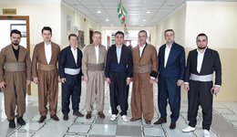 The revival of the traditional clothing day in the Kurdistan Region, College of Pharmacy - UOD