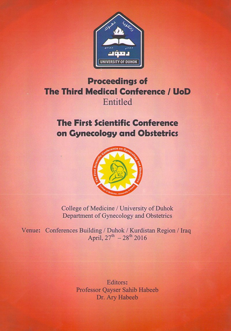 Third Medical Conference