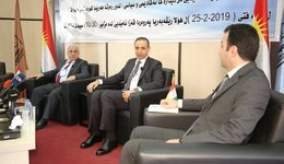 Academic political discussion was announced in the college of basic Education in Amedi.