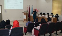 Workshop of Breast Self-Examination (BSE)