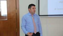 Dr. Yaman from the College of Engineering Leads a Workshop for Moodle Managers