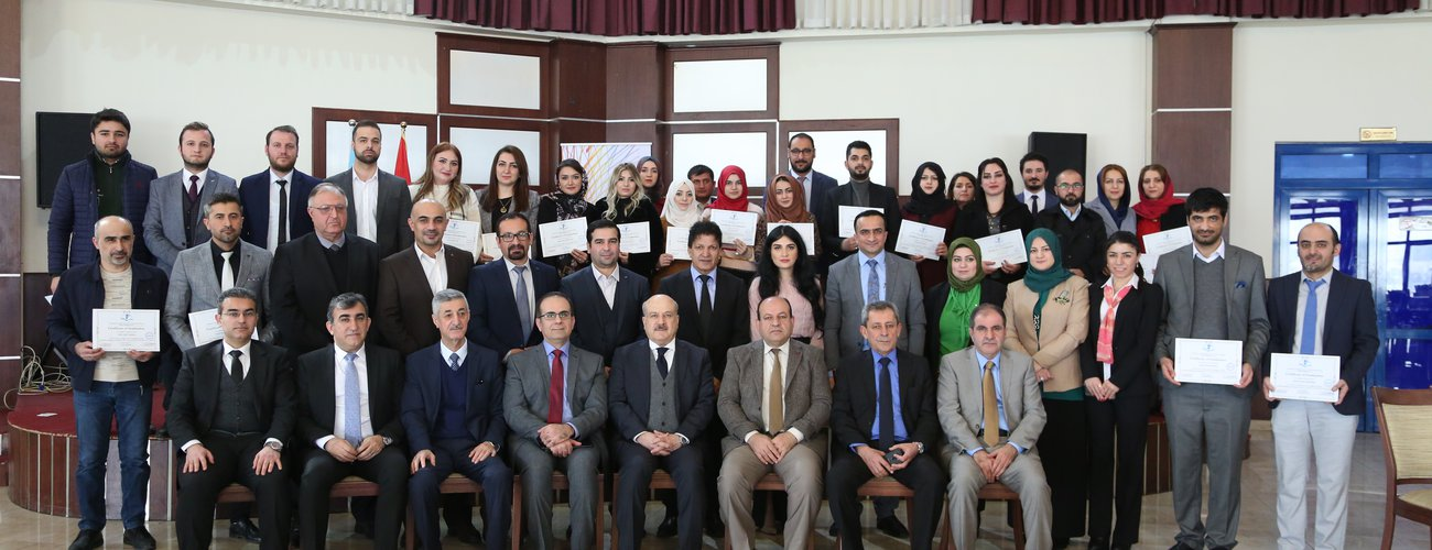 The First Participants of the Pedagogy Course at Duhok University Have Graduated