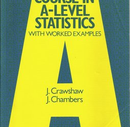 A Concise Course in A-Level Statistics with Worked Examples. 2nd.ed