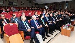 The President of UoD participates in a conference at University of Yuzuncu, Turkey
