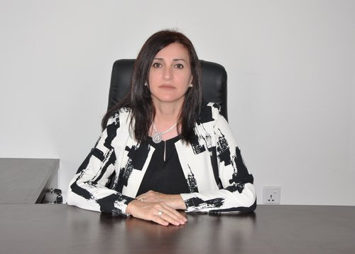 Dr. Suzan O. Rasool. Head of the Department of Clinical Phharmacy