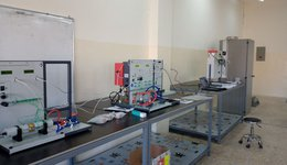 New heat transfer test equipment for the Department of Mechanical Engineering