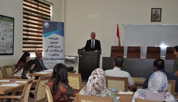 The Workshop of Personal of professional development program PPDP