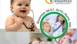 World Pediatrics and Neonatology Congress , November 06 - 07,2019/Roma, Italy