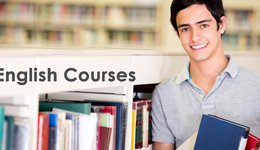 English language course for university students