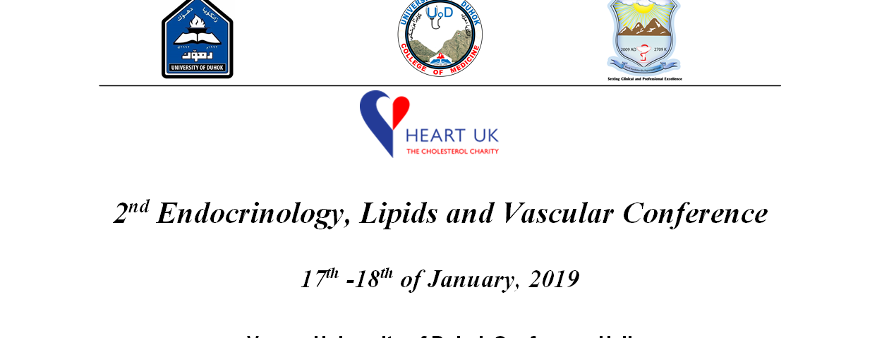 2nd Endocrinology, Lipids and Vascular Conference