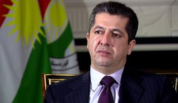 The president of UoD expresses good wishes on the occasion of the initiation of the new President of Prime Minister of Kurdistan