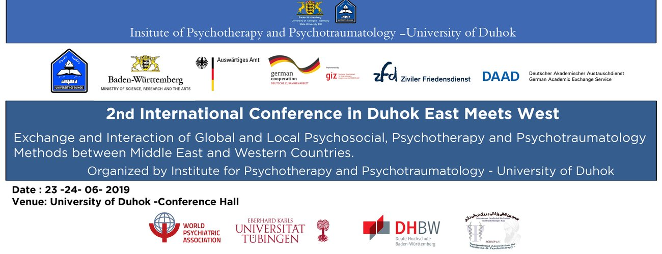 2nd International Conference in Duhok on 23-24 June 2019