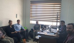 A Delegation from THM University Visits the Biomedical Engineering Department